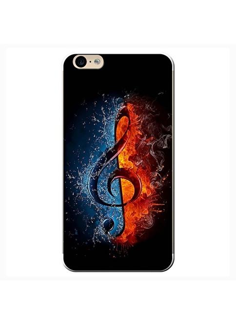 People's Cover iPhone 6 PLUS/6S PLUS Kabartmalı Telefon Kılıfı Renkli